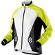 X-Bionic SphereWind Running Jacket Men Green Lime/White/Black
